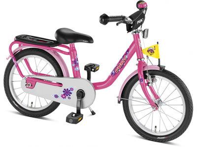"Puky 18"" Børnecykel Lovely Pink Demo"