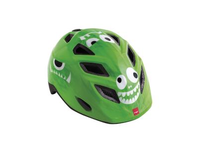 MET Elfo/Genio - Cykelhjelm - Grøn Monster