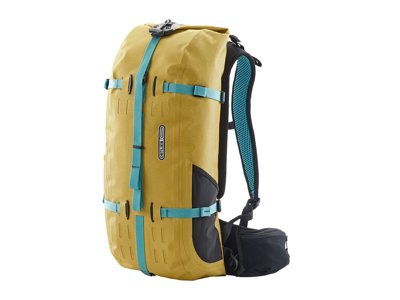Ortlieb Atrack - Vattentät ryggsäck - Senap - 25 liter