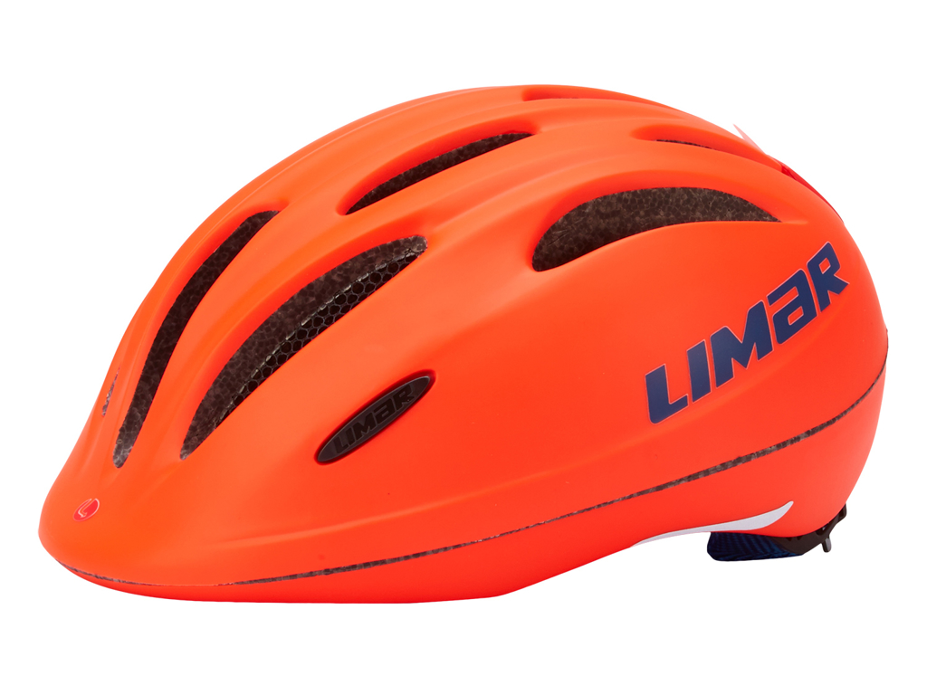 Limar - Cykelhjelm - 242 - Mat rød