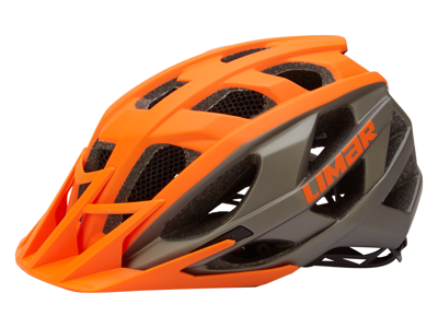 Limar 888 - Cykelhjelm til MTB - Matorange/titanium