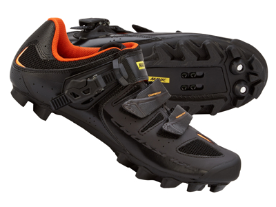 Mavic Crossride SL Elite - MTB sko - Svart/Grå