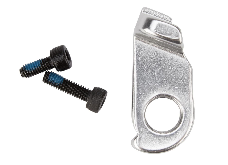 Geardrop type GH-076 - Sølv | Derailleur hanger