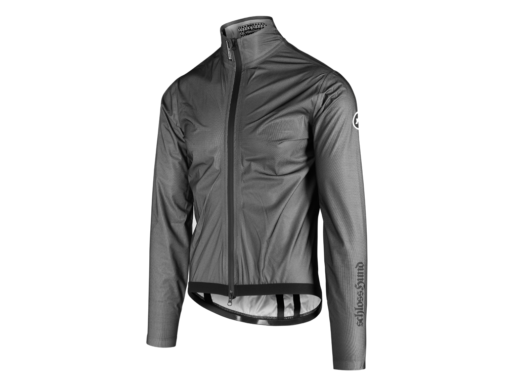 Image of   Assos Equipe RS Rain Jacket - Cykelregnjakke - Herre - Sort - Str. XL