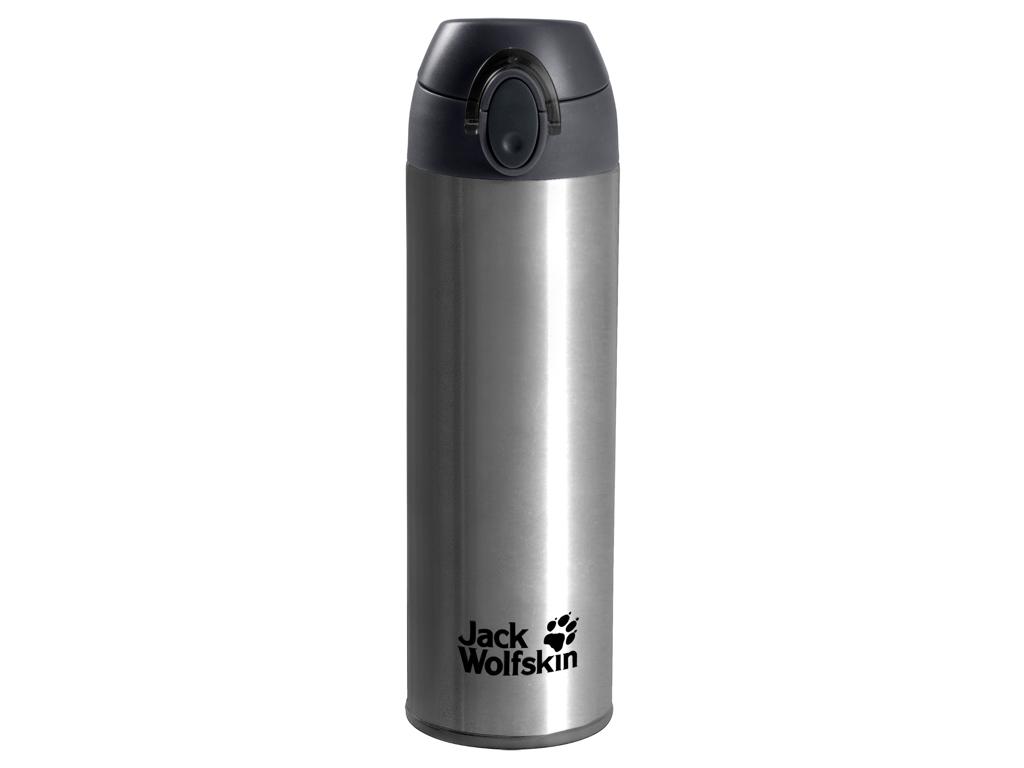 Image of   Jack Wolfskin Thermolite - Termoflaske - 0,5 liter - Steel grey