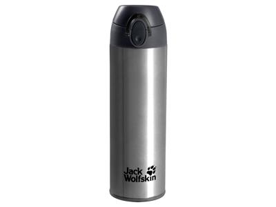 Jack Wolfskin Thermolite - Termoflaske - 0,5 liter - Steel grey