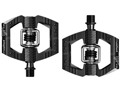 Crankbrothers Mallet E - MTB pedaler - Sort
