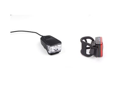 Magicshine - Allty mini + Seeme 20 - Lygtesæt - USB opladelig