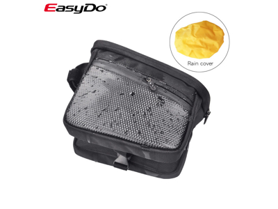 Easydo - ED-2909 - Taske til stel - Til Smartphone - 1,3 Liter - Sort