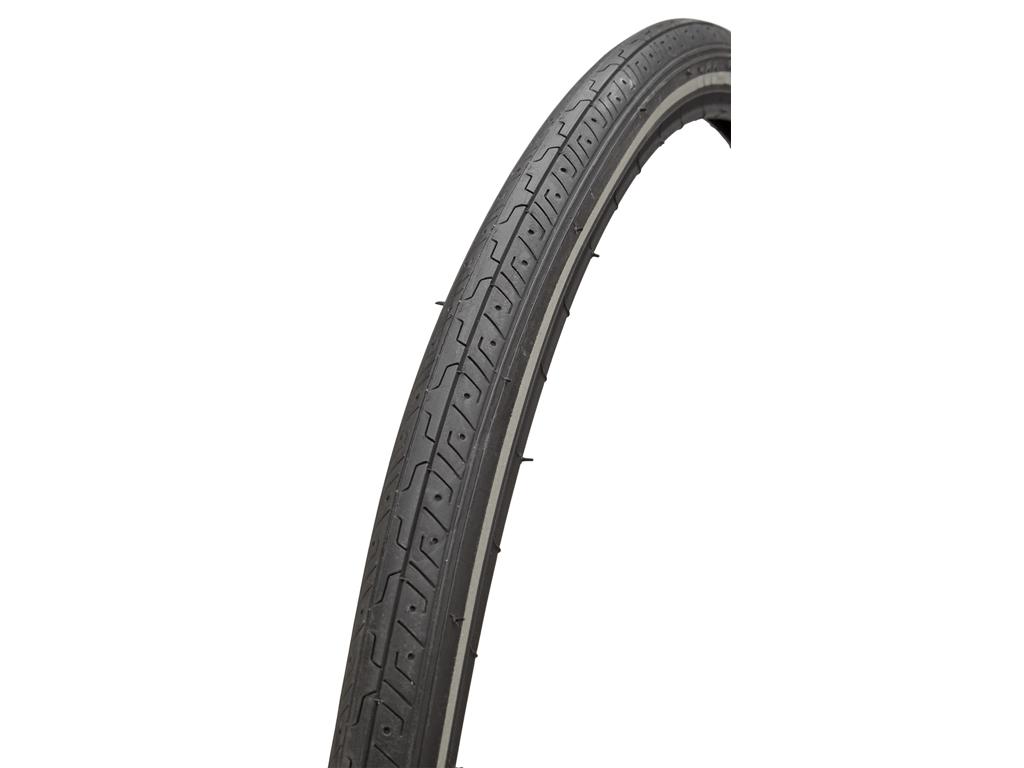 Image of   Atredo dæk - 2.5 mm punkteringsbeskyttelse - Str.700x28C(28-622) - Sort/refleks
