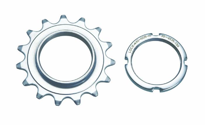 Tandhjul med gevind til single speed cykler | Freewheels