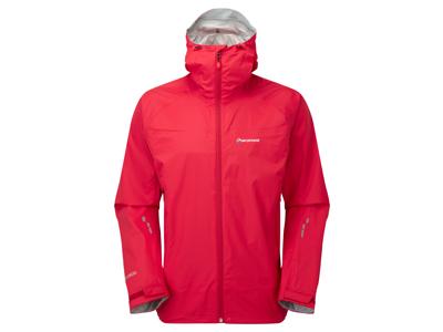 Montane Atomic Jacket - Vandtæt skaljakke - Herre - Rød