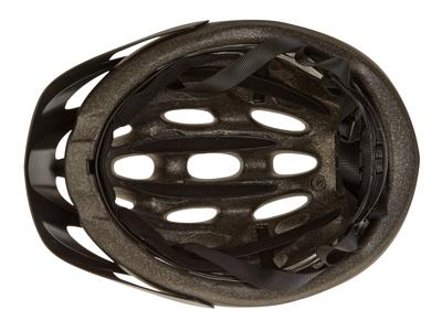 Bell Tracker - Cykelhjelm - Str. 54-61 cm - Mat Sort