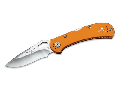 Buck SpitFire - Foldekniv - 8,3 cm blad - Orange