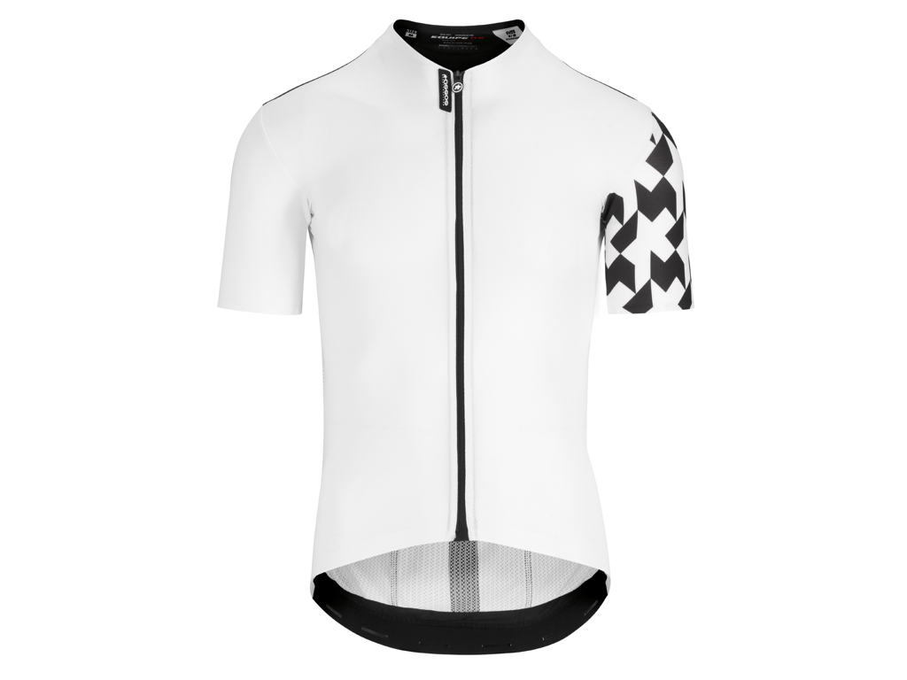 Image of   Assos Equipe RS Aero SS Jersey - Cykeltrøje - Hvid - Str. XL