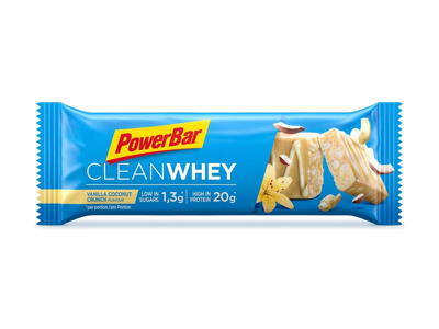 Powerbar Clean whey - Vanilla coconut crunch - 60 gram
