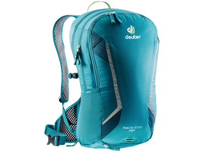 Deuter Race EXP Air - Rygsæk - 14 + 3 liter - Petroliumsblå