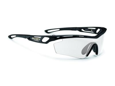 Rudy Project Tralyx - Löpar- och cykelglasögon - Impactx Fotokromatiska 2 - Svart