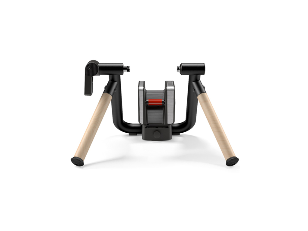 Elite Tuo - Hometrainer med riser block - Zwift