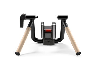 Elite Tuo - Cykeltrainer med riser block - Zwift