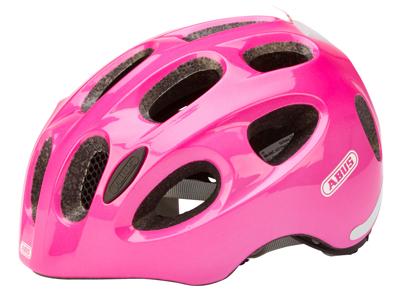 Abus Youn-I - Cykelhjelm - Pink