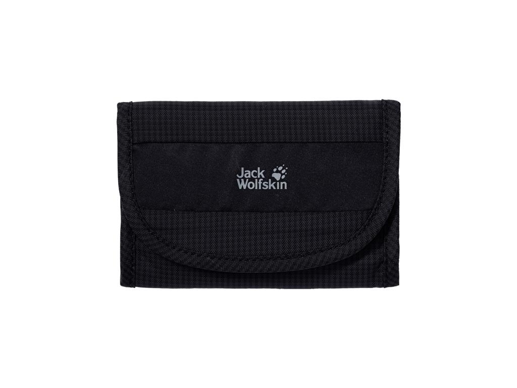 Jack Wolfskin Cashbag Wallet RFID - Pung RFID - Sort
