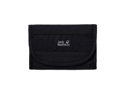 Jack Wolfskin Cashbag Wallet RFID - Plånbok RFID - Svart