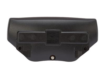 D.light CG409 - Baglygte med batteri - 5 LED - Til bagagebærer