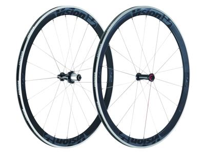 Vision Trimax T42 Carbon/Alu - Hjulsæt - 700c - Clincher