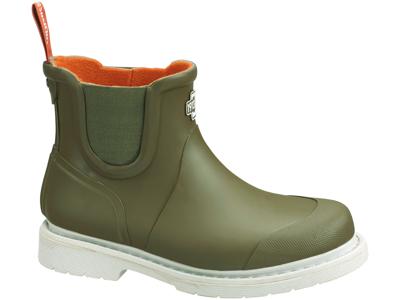 Didriksons Vinga Womens Rubber Boots - Gummistøvle Dame - Grøn