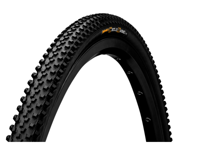 Continental Cyclo X-King CX - Performance - Cross foldedæk - 700x35c (35-622)