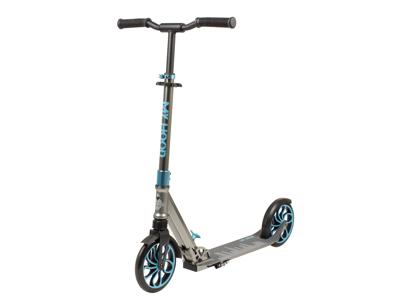 My Hood Urban Flex 200 - Løbehjul til børn og voksne - Grå/Blå