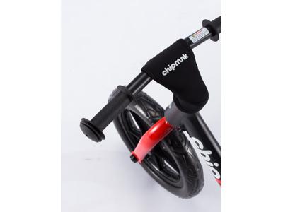 Chipmunk - Springcykel - Magnesium - Svart/Röd