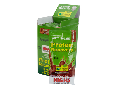 High5 - Protein Recovery - Proteindryck - Choklad - 540 gram