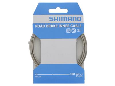 Shimano Bremsewire - Road Rustfri - 1,6x2050mm lang