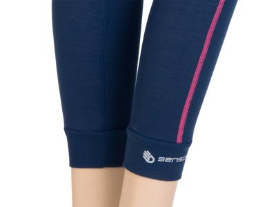 Sensor Original Active - Dame skiundertøj - Mørkeblå