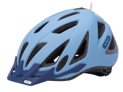 Abus Urban-I 2.0 - Cykelhjälm - Pastellblå - 52-58 cm