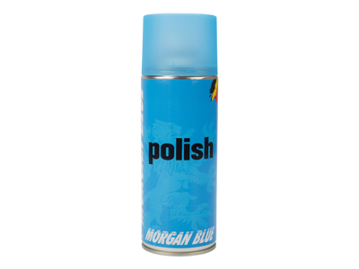 Morgan Blue - Polermedel - Spray - 400 ml