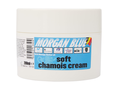 Morgan Blue Soft chamois - Buksefedt - 200 ml.