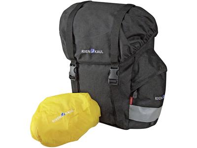 Klickfix - Classic Pannier Bag - Svart 50 liter