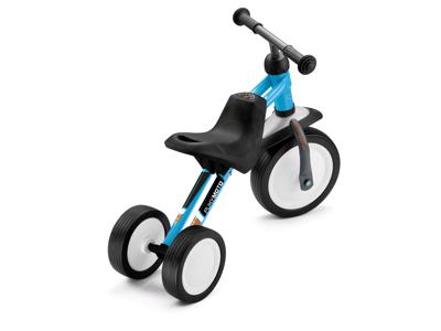 Puky Pukymoto - Springcykel från 1 1/2 år/85 cm - Blå/Grå