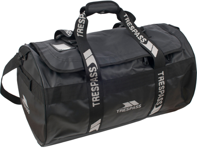 Trespass Blackfriar - Dufflebag - 60 liter - Vandtæt - Sort