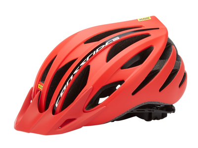 Mavic Crossride SL Elite - Cykelhjelm - Rød - Str. S