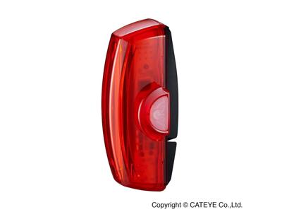 Cateye Rapid X2 - Baglygte - 50 lumen - TL-LD710-R USB
