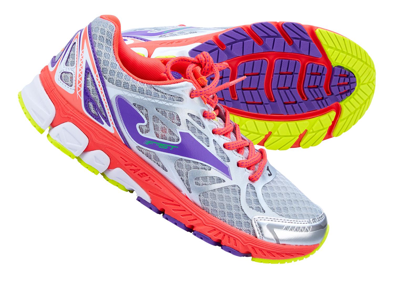 JOMA - Løbesko - Dame - R.Fast 612 - Fuchsia/Sølv | Running shoes