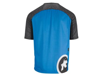 Assos Trail SS Jersey - MTB Cycling Jersey - Blue
