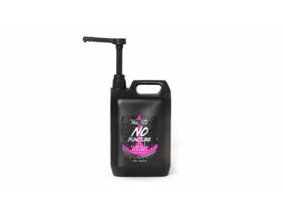 Muc-Off No Puncture Hassle - Tubeless væske - 5 liter