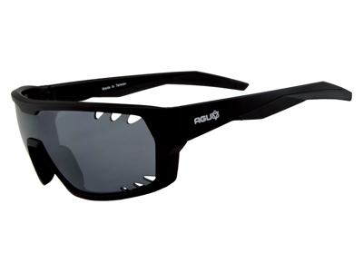 AGU Beam - Sport- och cykelglasögon - Svarta