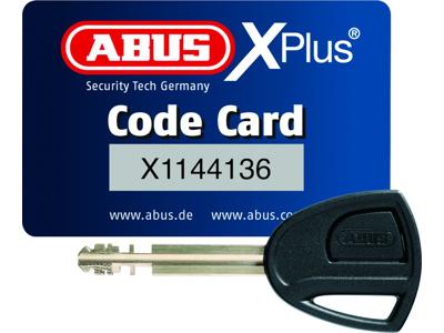 Bygellås Abus 540 Granit X-Plus 230mm