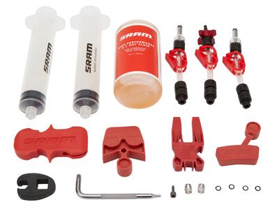 Udluftningskit SRAM Standard bleed kit for SRAM/AVID brakes